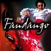 Fandango. Los Mejores Fandangos de la Música Española. by Various Artists