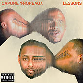 LESSONS (Deluxe Edition) by Capone-N-Noreaga