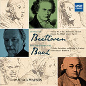 Play & Download C.P.E. Bach and Beethoven by Cameron Watson | Napster