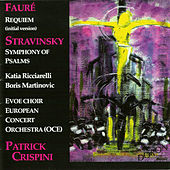 Play & Download Gabriel Fauré & Igor Stravinsky by Boris Martinovic | Napster