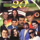 Armenian DJ Mix: 20 Dance Hits by Various Artists