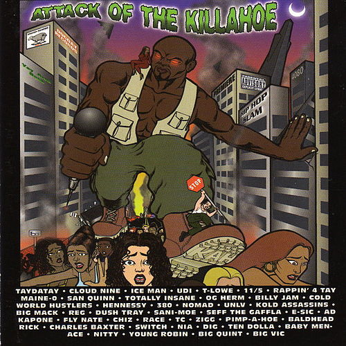 Play & Download Attack Of the KillaHoe by Various Artists | Napster