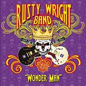 Play & Download Wonder Man by The Rusty Wright Band | Napster