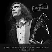 Rockpalast: West Coast Legends Vol. 1 by John Cipollina