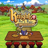 Play & Download Knights of Pen and Paper Soundtrack by Paradox Interactive | Napster