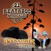 Play & Download 21 Reatazos Musicales by Los Invasores De Nuevo Leon | Napster
