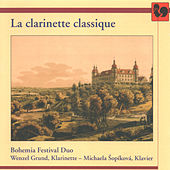 Play & Download Johann Baptist Vanhal - François Devienne - Franz Danzi - Mozart: La Clarinette Classique (Clarinet Classic) by Bohemia Festival Duo   Napster