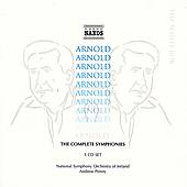 The Complete Symphonies by Sir Malcolm Arnold
