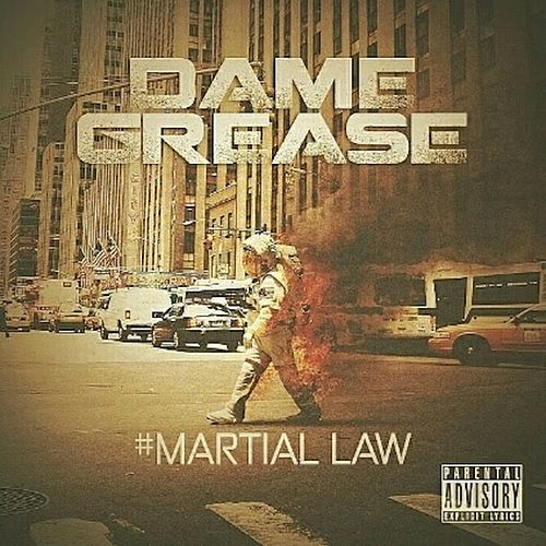 Play & Download Martial Law by Dame Grease | Napster