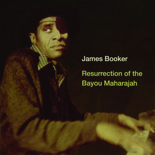 Play & Download Resurrection Of The Bayou Maharajah by James Booker | Napster