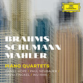 Play & Download Brahms, Schumann, Mahler: Piano Quartets by Daniel Hope (Classical) | Napster