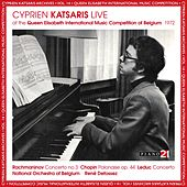 Play & Download Cyprien Katsaris Live by Cyprien Katsaris | Napster