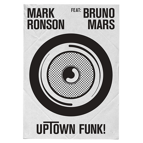 Uptown Funk (Remixes) von Mark Ronson