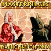 Play & Download Masterpieces. Mandolin Concerto by Orquesta Lírica Bellaterra | Napster