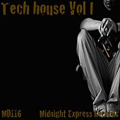 Tech House, Vol. 1 - EP by Various Artists