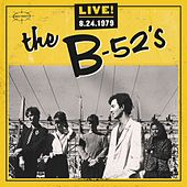 Play & Download Live! 8-24-1979 by The B-52's | Napster