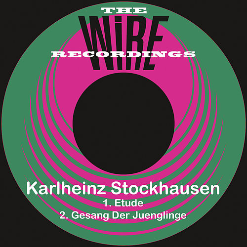 Play & Download Etude by Karlheinz Stockhausen | Napster