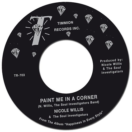Play & Download Paint Me in a Corner by Nicole Willis | Napster