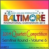 Play & Download 2014 Sweet Adelines International Quartet Competition - Semi-Final Round - Volume 6 by Various Artists | Napster