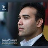 Play & Download C.P.E. Bach: Württemberg Sonatas Wq. 49 by Bruno Procopio | Napster