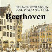 Beethoven - Sonatas for violin and piano by Dieter Goldmann