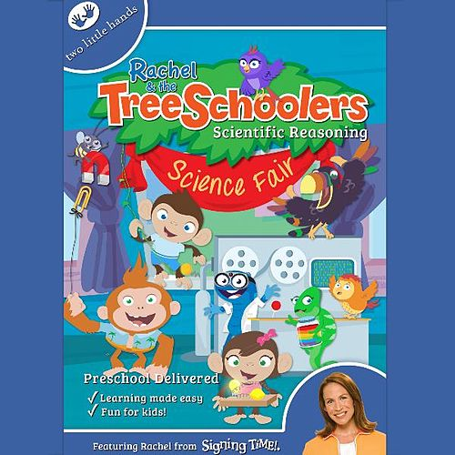 Play & Download Rachel & the TreeSchoolers Scientific Reasoning by Rachel Coleman | Napster