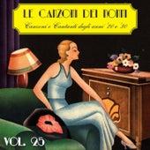 Le canzoni dei nonni, Vol. 25 (Canzoni e cantanti degli anni '20 e '30) by Various Artists