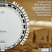 All Around Bluegrass von Various Artists