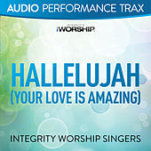 Hallelujah (Your Love Is Amazing) by Brian Doerksen