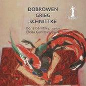 Play & Download I. Dobrowen, E. Grieg, A. Schnittke by Elena Garlitsky | Napster