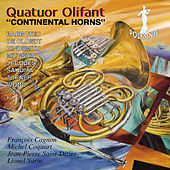 Continental Horns by Quatuor Olifant