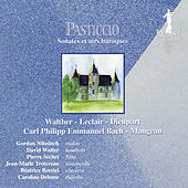 Pasticcio - Sonates et airs baroques de Caroline Delume