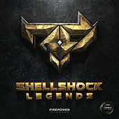 Shell Shock Legends by Various Artists