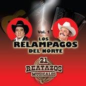21 Reatazos Musicales, Vol. 1 by Los Relampagos Del Norte