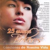 25 Grandes Boleros by Various Artists