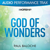 Play & Download God of Wonders by Paul Baloche | Napster