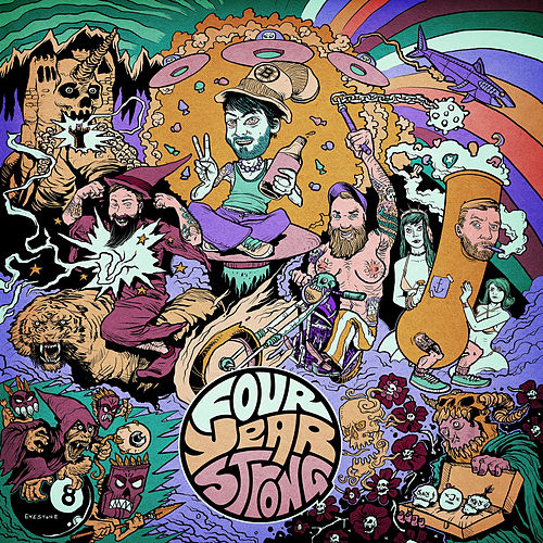 Play & Download We All Float Down Here by Four Year Strong | Napster
