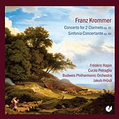 Play & Download Krommer: Concerto for 2 Clarinets in E-Flat Major, Op. 35 & Sinfonia concertante in D Major, Op. 80 by Frédéric Rapin | Napster