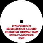 Play & Download Negativity (Bambounou Remix) by Modeselektor | Napster