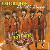 Corridos Pa' Mi Pueblo Vol.2 by Norteños de Ojinaga