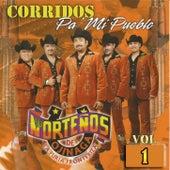 Corridos Pa' Mi Pueblo Vol.1 by Norteños de Ojinaga