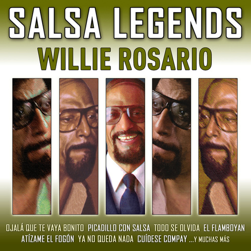 Play & Download Salsa Legends by Willie Rosario | Napster