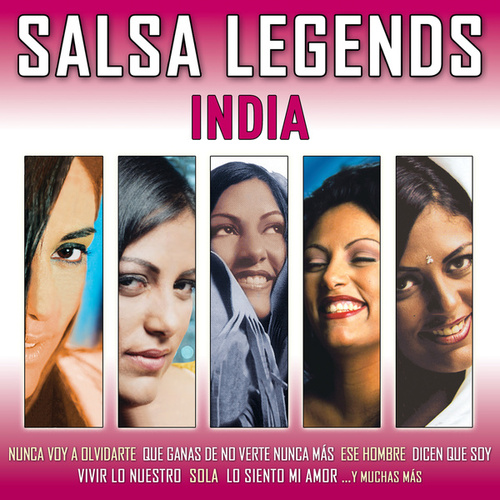 Salsa Legends by India