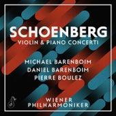 Schoenberg: Violin & Piano Concerti by Wiener Philharmoniker