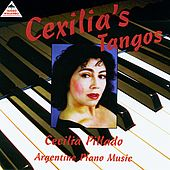 Play & Download Cexilia's Tangos by Cecilia Pillado | Napster