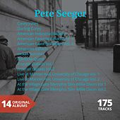 Pete Seeger (14 Orginal Albums) by Various Artists