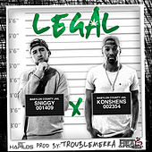 Play & Download Legal - Single by Konshens | Napster