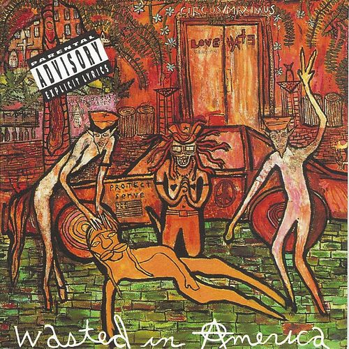 Play & Download Wasted in America by Love/Hate | Napster
