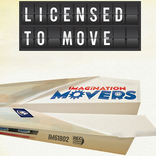 Play & Download Licensed to Move by Imagination Movers | Napster