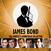 James Bond - The Complete Soundtrack Collection by Various Artists